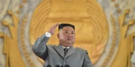Kim Jong-un geeft emotionele speech: 'Ik schaam me'