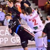 Absurd: Spaanse handballers moeten mondmasker dragen tijdens wedstrijd