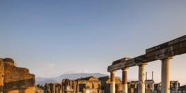 Toeriste geeft gestolen voorwerpen uit Pompeii terug: 'brengen ongeluk'