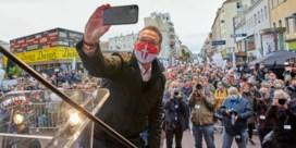 Oud-FPÖ-topman Strache rijdt radicaal-rechts in de vernieling