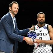 Tomas Van den Spiegel blijft voorzitter van koepelorganisatie van de Europese basketcompetities ULEB