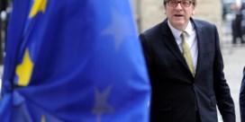 Lidstaten willen niet weten van Verhofstadt
