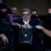 Leider neonazipartij Gouden Dageraad veroordeeld tot dertien jaar cel