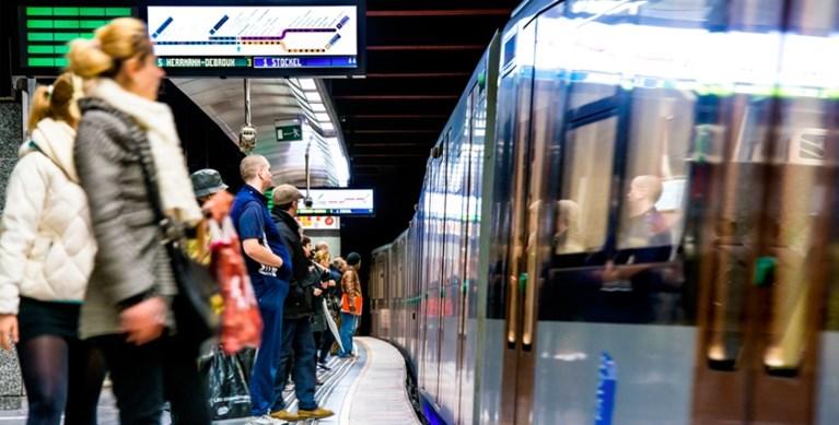 Brussel als werkplek: steeds beter bereikbaar