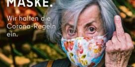 Berlijn geeft de middelvinger aan anti-maskers