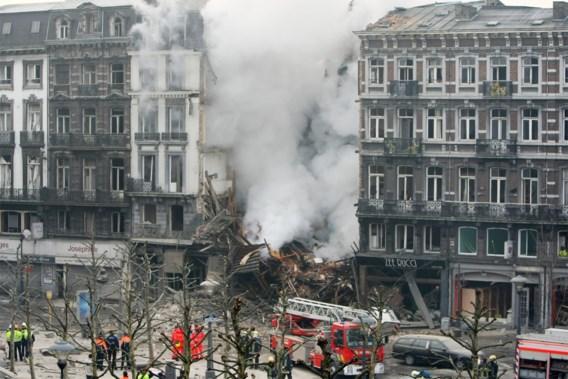 Eigenaar gebouw krijgt 14 maanden voorwaardelijk op proces van gasexplosie in Luik