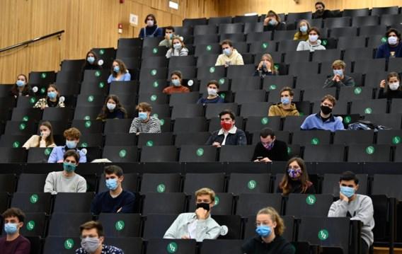Universiteit Gent schakelt over naar code rood