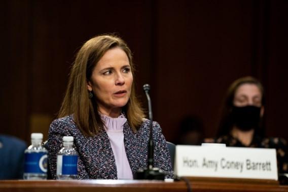Amerikaanse Senaat stemt op 22 oktober over benoeming Amy Coney Barrett