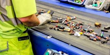 Zo worden lege batterijen gerecycleerd