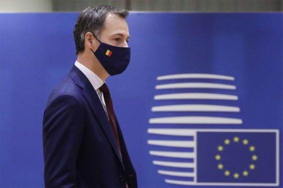 De Croo over Brexitonderhandelingen: 'Geen deal sluiten is gekkenwerk, slechte deal is nog gekker'