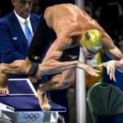 'Zo'n grote zwemmer was ik niet'