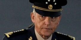 Mexicaanse ex-minister van Defensie opgepakt in de VS