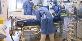 Bijna 2.000 coronapatiënten in Belgische ziekenhuizen, dagelijks dubbel zo veel opnames als week eerder