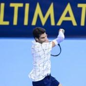 Alex de Minaur hakt tegenstand in de pan op eerste dag in Antwerpen tijdens Ultimate Tennis Showdown
