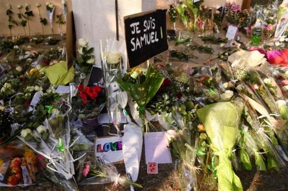 Wie is de dader van de moord op de Franse leraar?