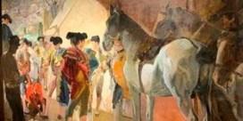 Spaans schilderij van 3 miljoen zat in Brussel