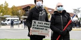 Na de aanslag, de angst bij Franse leerkrachten: 'Wat kunnen we nu nog zeggen in de klas?'