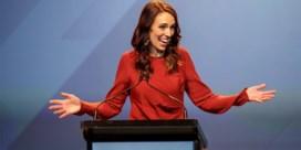 Grootste overwinning in 50 jaar voor Labour-partij van Ardern