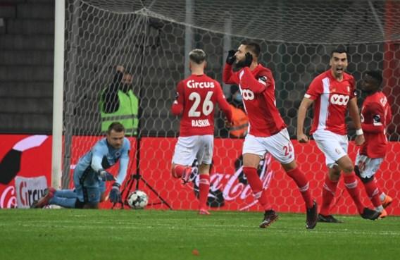 Standard sleept verdiend punt uit de brand tegen Club Brugge