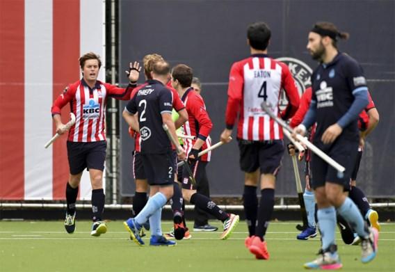 Orée lijdt tegen Léopold eerste nederlaag van seizoen in Belgian Men Hockey League, Gent wint van Leuven