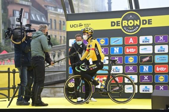 Ronde van Vlaanderen gestart: 'Politie controleert streng op publiek langs parcours'
