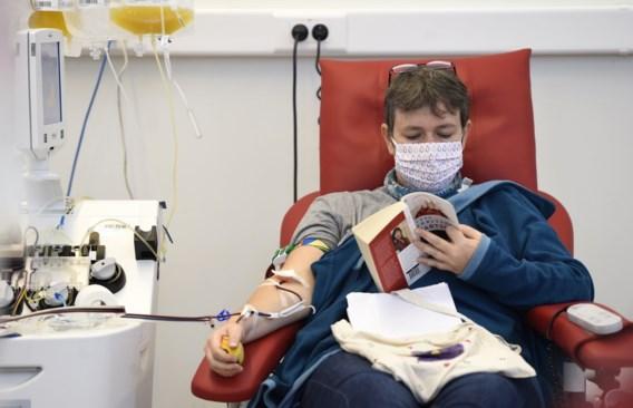 Genezen mannen kunnen covid-patiënten helpen