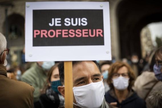 'Moordenaar Franse leerkracht betaalde leerlingen om hem te identificeren'