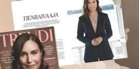 Magazine weerlegt kritiek op decolleté Finse premier: 'Bij andere modellen was dit geen probleem'