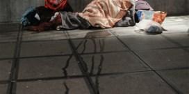 Hulporganisaties vragen meer opvang voor kwetsbare mensen in Brussel
