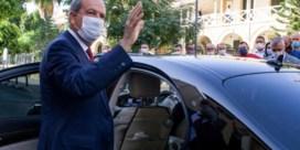 'Pion' van Erdogan nieuwe president van Turks-Cyprus