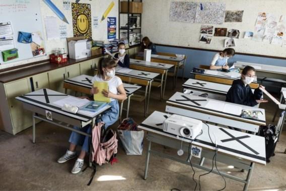 Scholen gaan naar code oranje, alle leerlingen blijven welkom