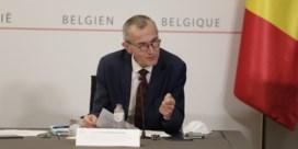Frank Vandenbroucke over lek nieuwe teststrategie: 'Heel vervelend voor onze huisartsen'