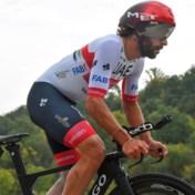 Fernando Gaviria test voor de tweede keer positief op corona en verlaat de Giro