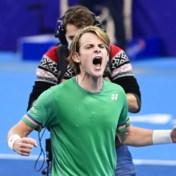 Zizou Bergs stunt in eerste ATP-wedstrijd en stoot door op European Open in Antwerpen