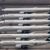 Luchtvaartmaatschappij Cathay Pacific bevestigt 5.900 banen te schrappen