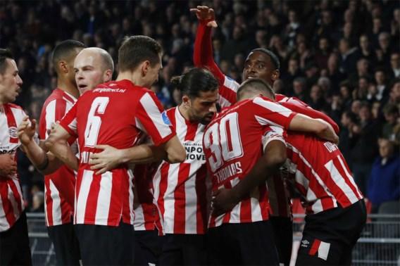 PSV moet in Europa League drie met corona besmette spelers missen, waaronder onze landgenoot Maxime Delanghe