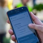 70 procent van appgebruikers deelt testresultaat met andere gebruikers