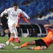 Real Madrid lijdt pijnlijke nederlaag tegen B-elftal van Shakthar Donetsk