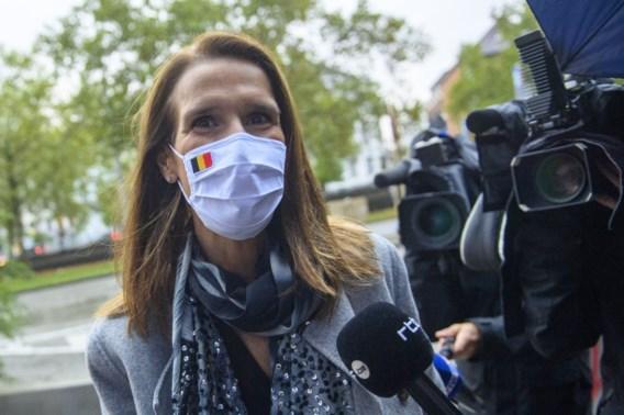 Vicepremier Sophie Wilmès (MR) ligt op intensieve zorg: 'Toestand stabiel'