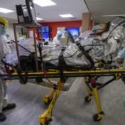 Meer dan 3.250 mensen in het ziekenhuis, gemiddeld meer dan 300 opnames per dag