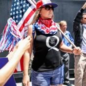 Blog verkiezingen VS | Trump-aanhangers gevraagd geen QAnon-kleding te dragen