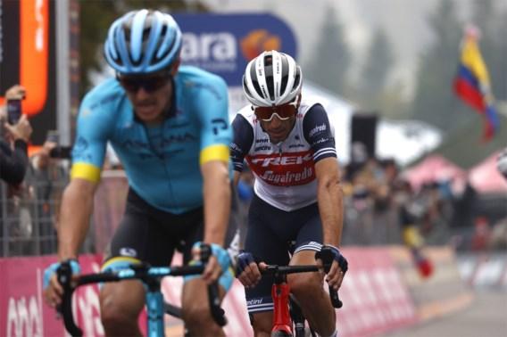 Speekselcontroles in Giro leveren 'slechts' één positieve test op bij staflid van Astana