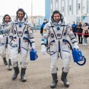 Bemanning Russisch-Amerikaanse ruimtemissie terug op aarde