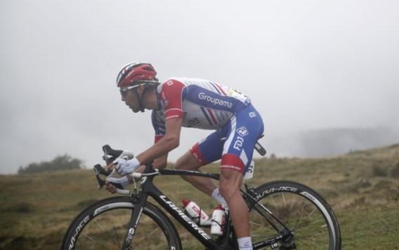 Geen breuken voor Thibaut Pinot na val in Tour de France