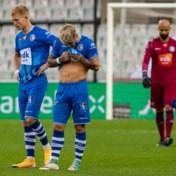 Drie Belgische clubs treden aan in 1B van Europa