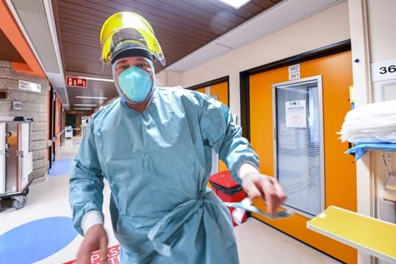 Ziekenhuizen naar 2A: 60 procent bedden op intensieve voorbehouden voor covid-patiënten