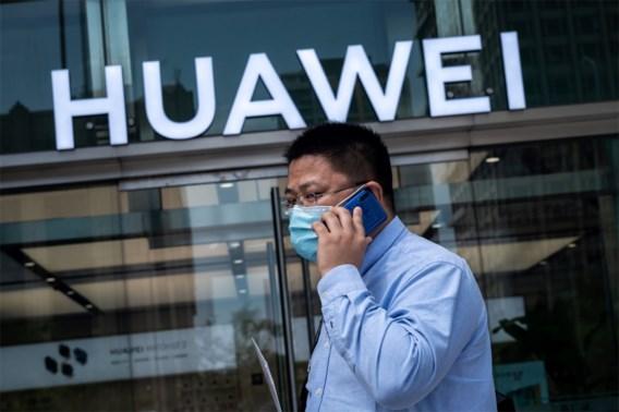 Amerikaanse boycot weegt op groei Huawei