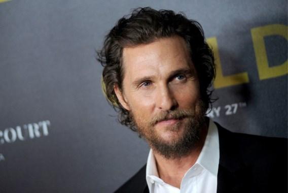 Matthew McConaughey: 'Ik werd seksueel misbruikt als tiener'