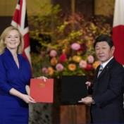 Groot-Brittannië sluit met Japan eerste grote vrijhandelsakkoord na Brexit