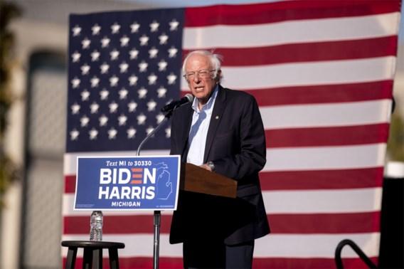 Verkiezingen Amerika: 'Bernie Sanders geïnteresseerd in ministerspost als Biden wint'
